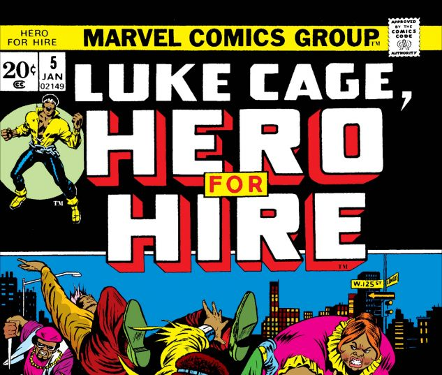 LUKE_CAGE_HERO_FOR_HIRE_1972_5