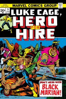 Luke Cage, Hero for Hire (1972) #5