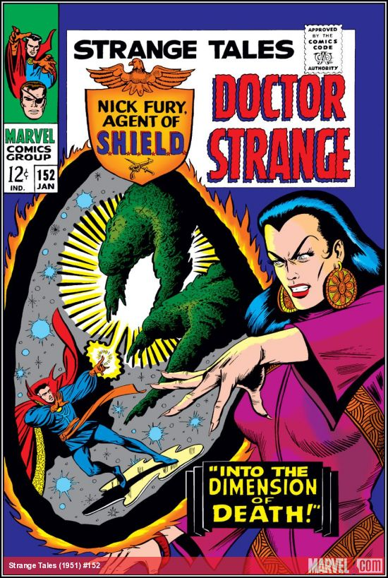 Strange Tales (1951) #152