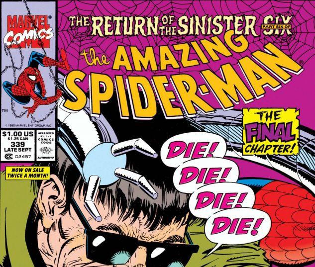 Amazing Spider-Man (1963) #339