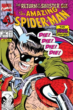The Amazing Spider-Man (1963) #339