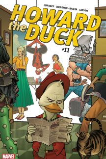 Howard the Duck (2015) #11