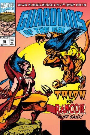 Guardians of the Galaxy (1990) #23