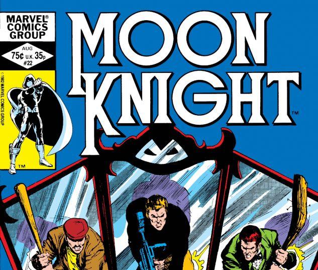 Moon Knight (1980) #22