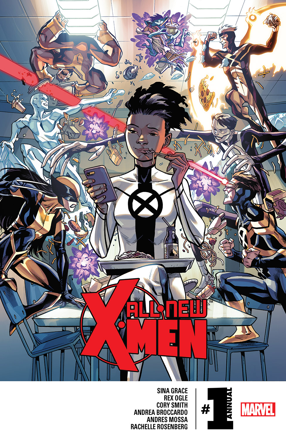All-New X-Men Annual (2016) #1