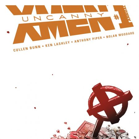 Uncanny X-Men Annual (2016)