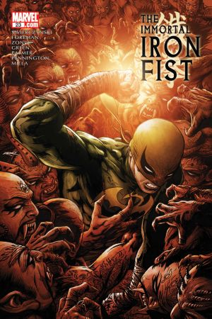 The Immortal Iron Fist #23