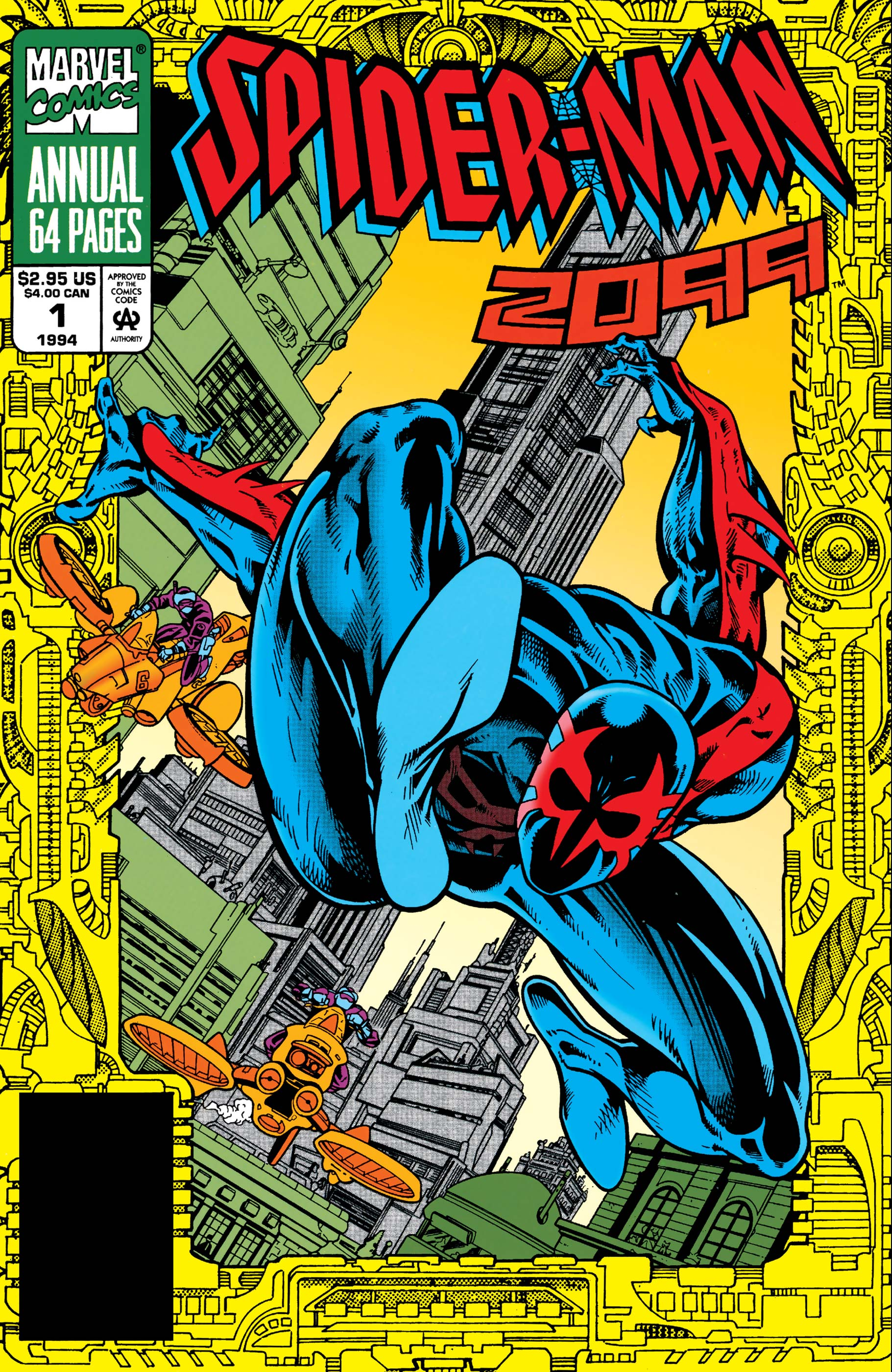 Spider-Man 2099 Annual (1994) #1
