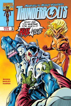 Thunderbolts (1997) #14