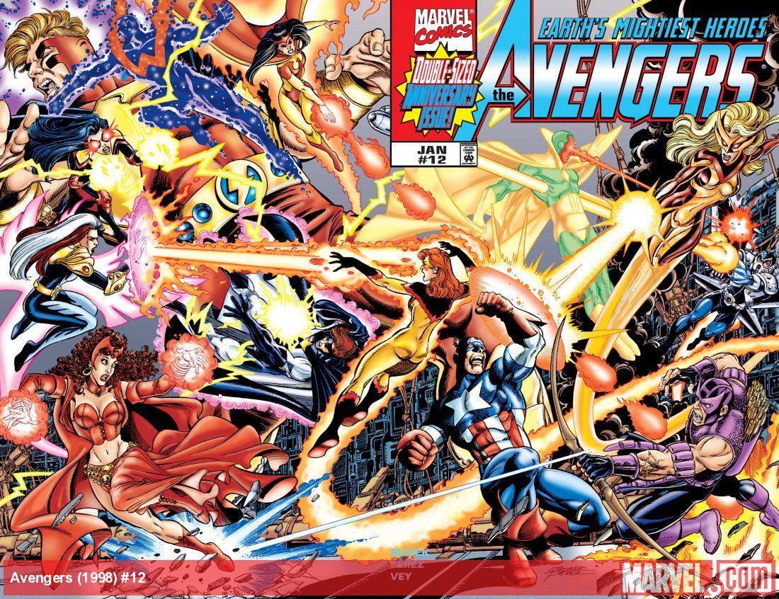 Avengers (1998) #12