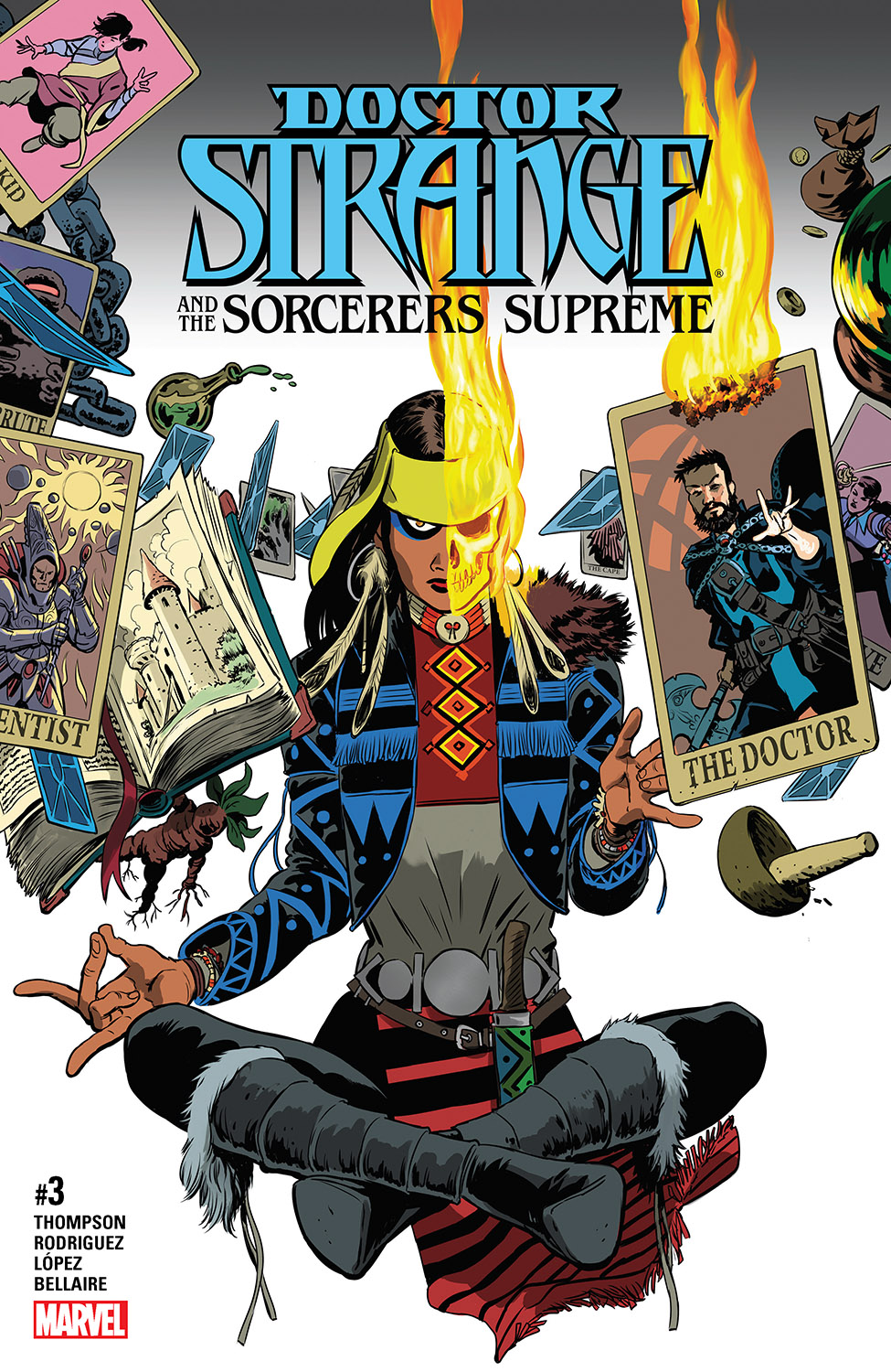 Doctor Strange And The Sorcerers Supreme (2016) #3