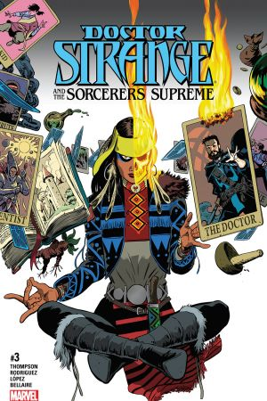 Doctor Strange And The Sorcerers Supreme #3