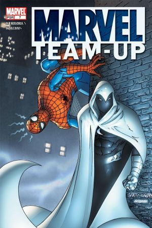 Marvel Team-Up #7