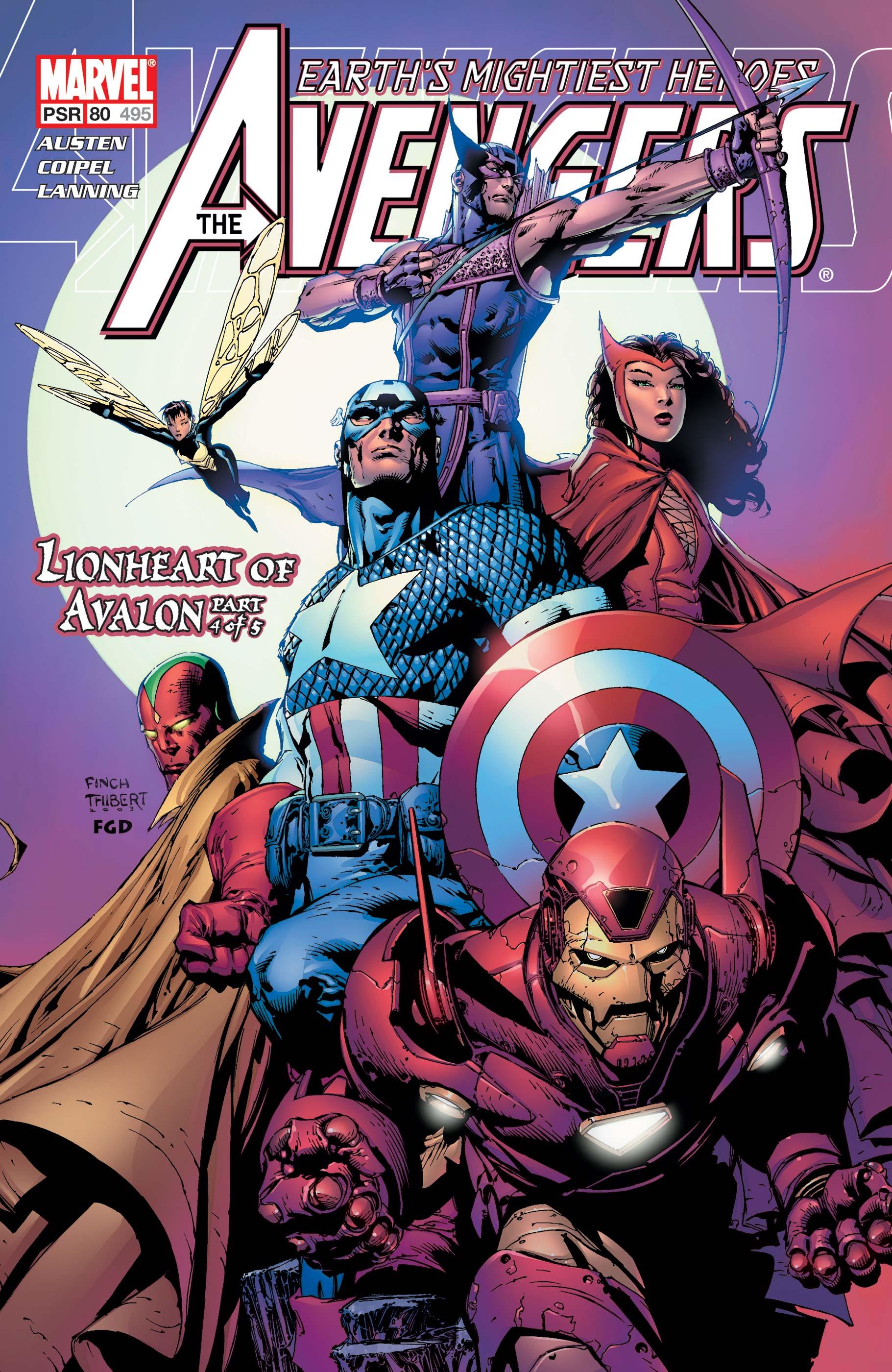 Avengers (1998) #80