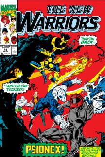 New Warriors #15