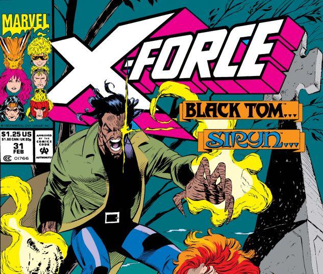X-Force (1991) #31