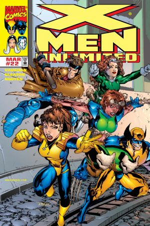 X-Men Unlimited (1993) #22