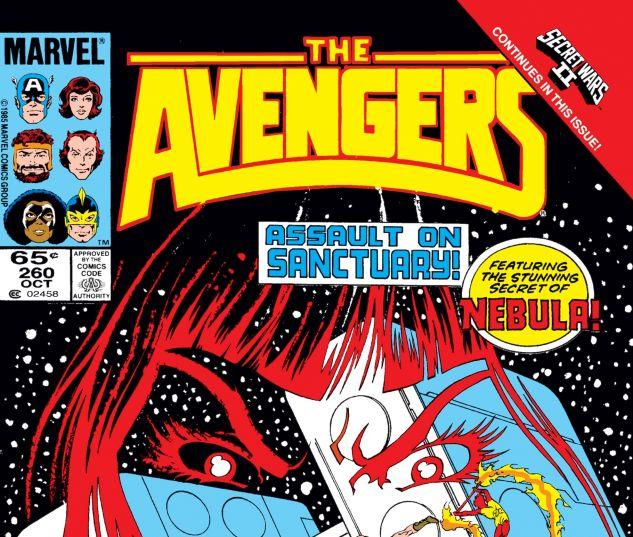 Avengers (1963) #260