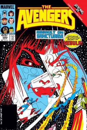 Avengers  #260