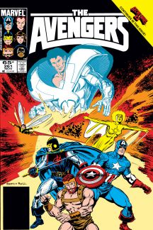Avengers #261