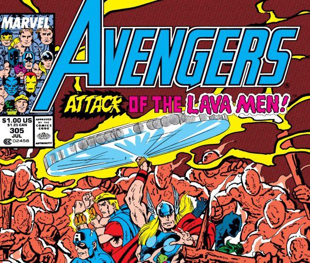 Avengers (1963) #305