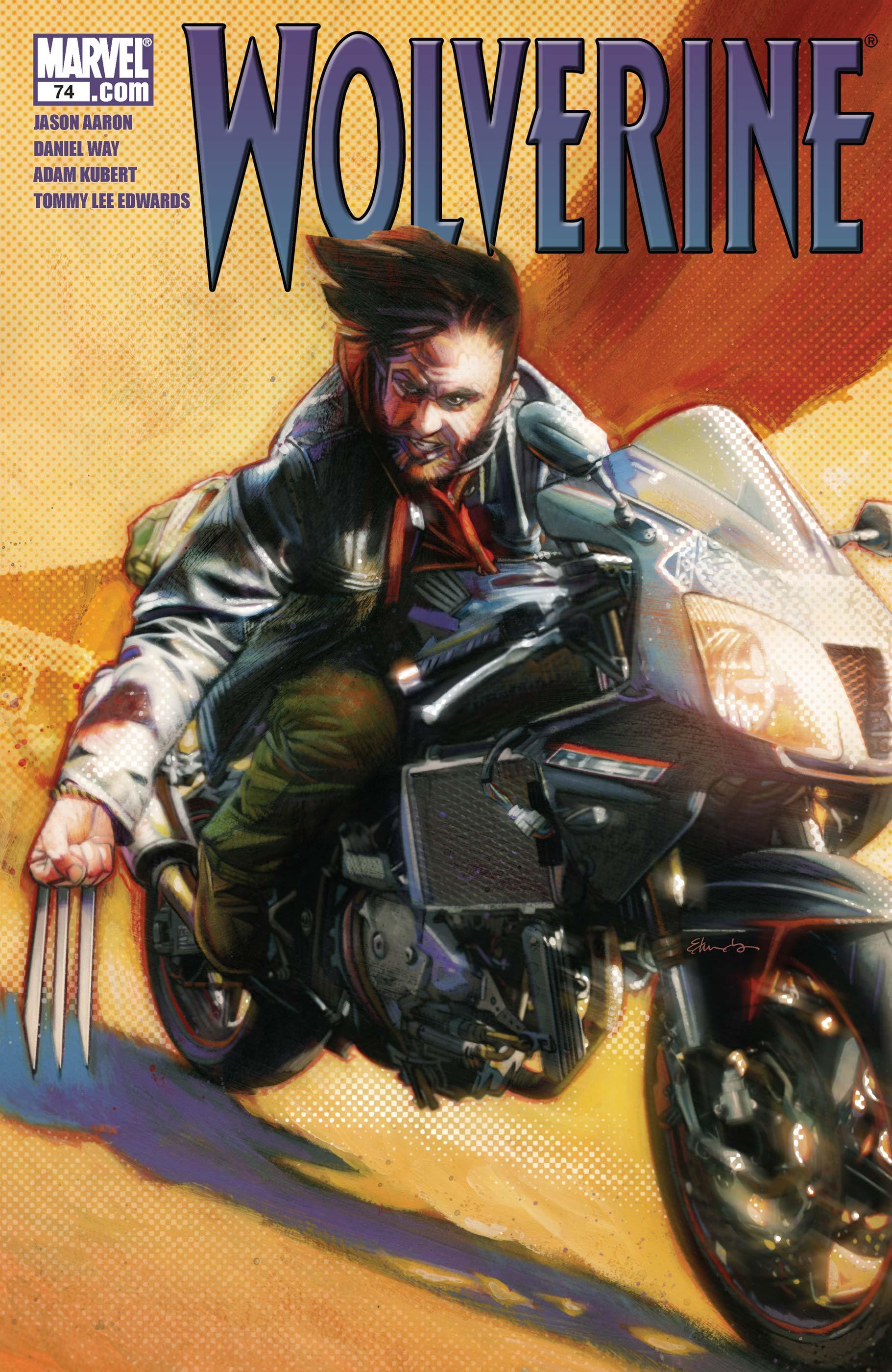 Wolverine (2003) #74