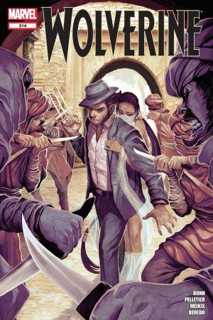 Wolverine (2010) #314