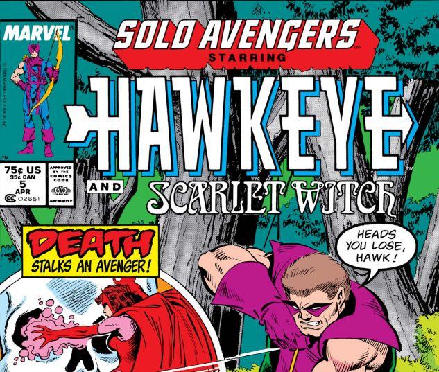 Solo Avengers