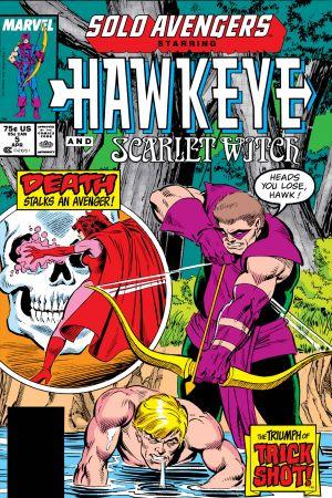 Solo Avengers #5