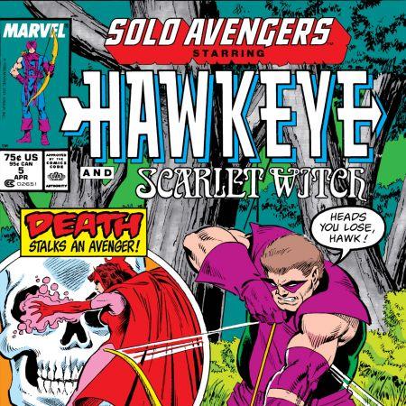 Solo Avengers (1987 - 1989)