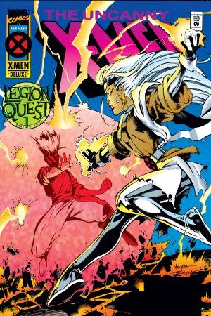 Uncanny X-Men  #320