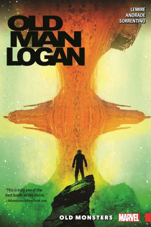 Wolverine: Old Man Logan Vol. 4 - Old Monsters (Trade Paperback)