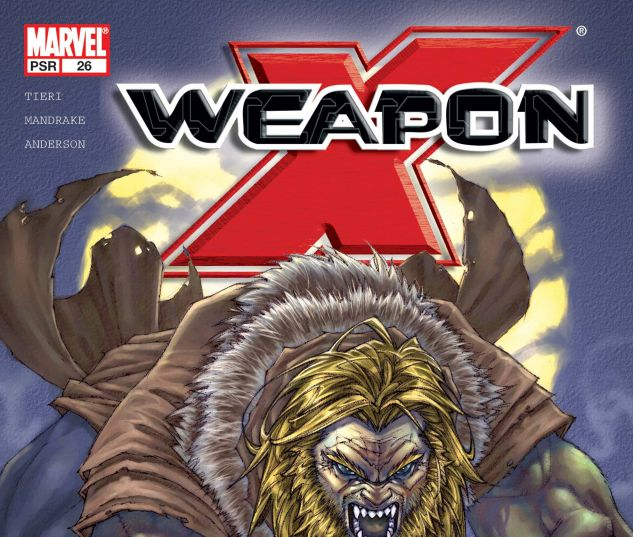 WEAPON X (2002) #26
