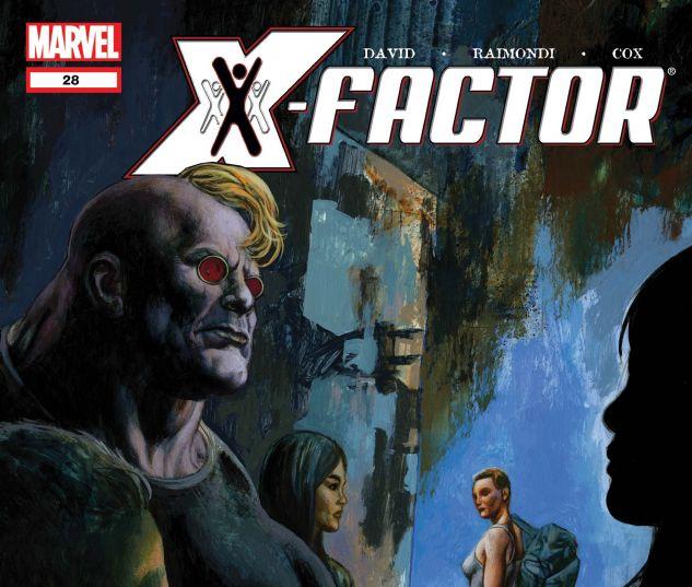 X-FACTOR (2005) #28