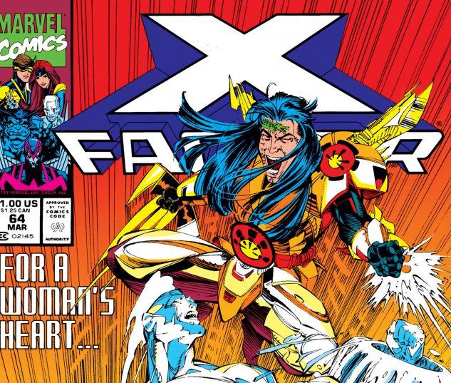 X-Factor (1986) #64