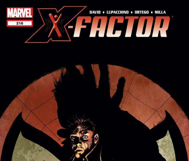 X-FACTOR (2005) #216