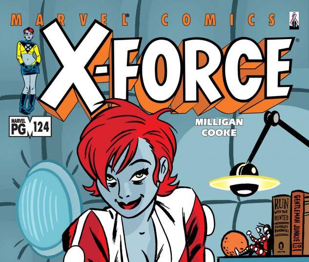 X-FORCE (1991) #124