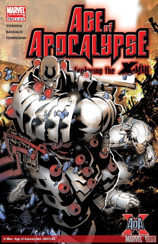 X-Men: Age of Apocalypse (2005) #2