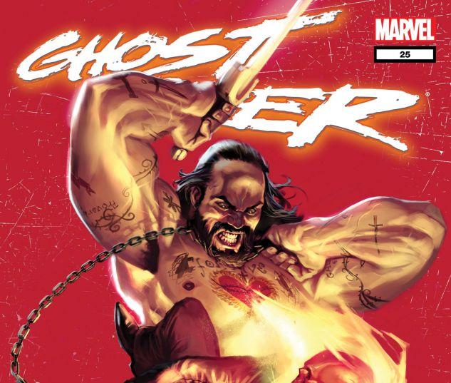 Ghost Rider (2006) #25