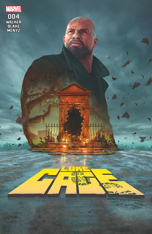 Luke Cage (2017) #4