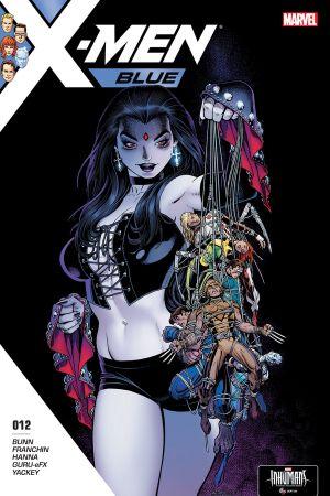 X-Men: Blue #12