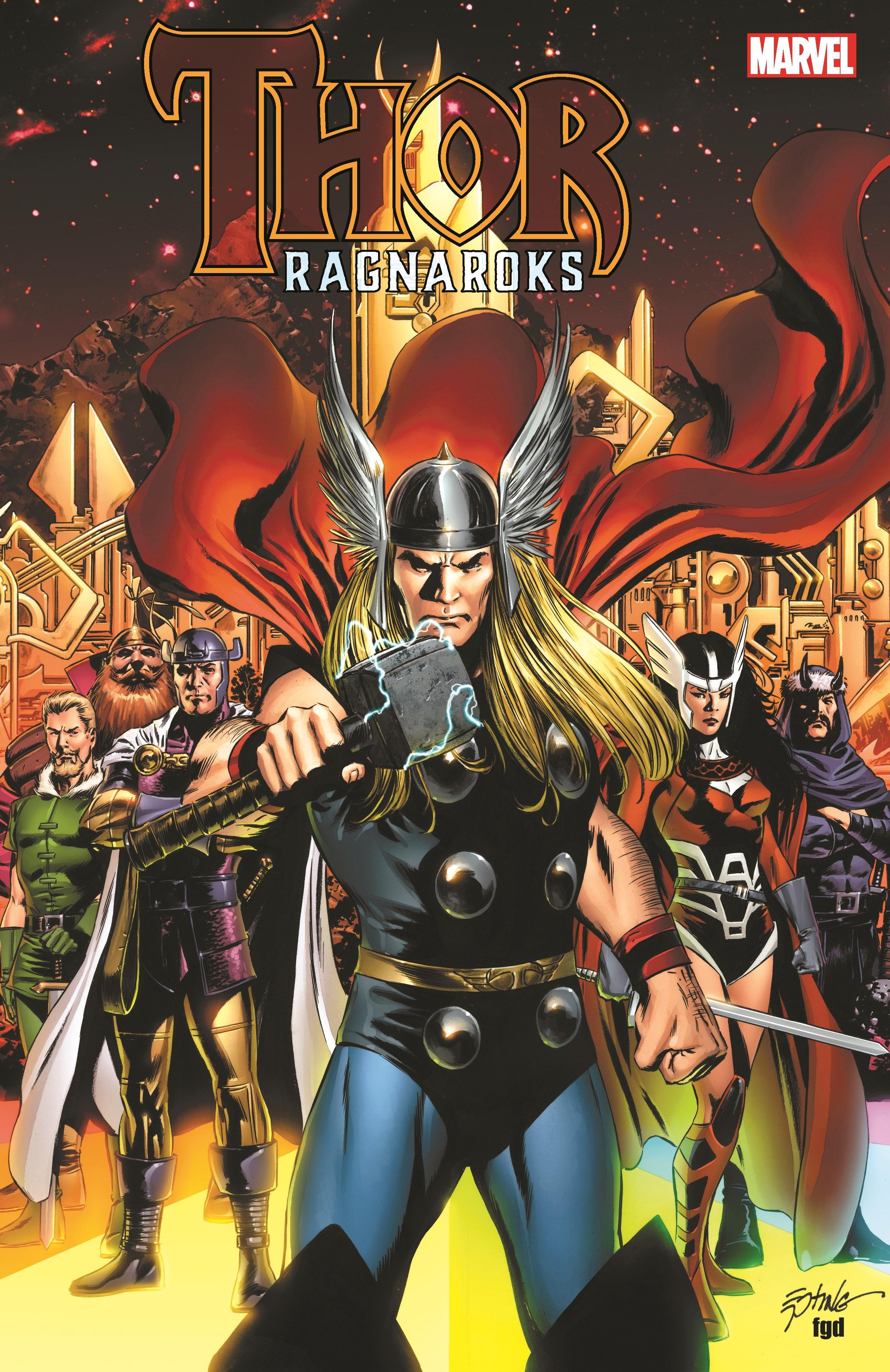 Thor: Ragnaroks (Trade Paperback)
