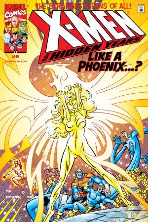 X-Men: The Hidden Years (1999) #9