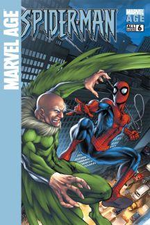 Marvel Age Spider-Man #6