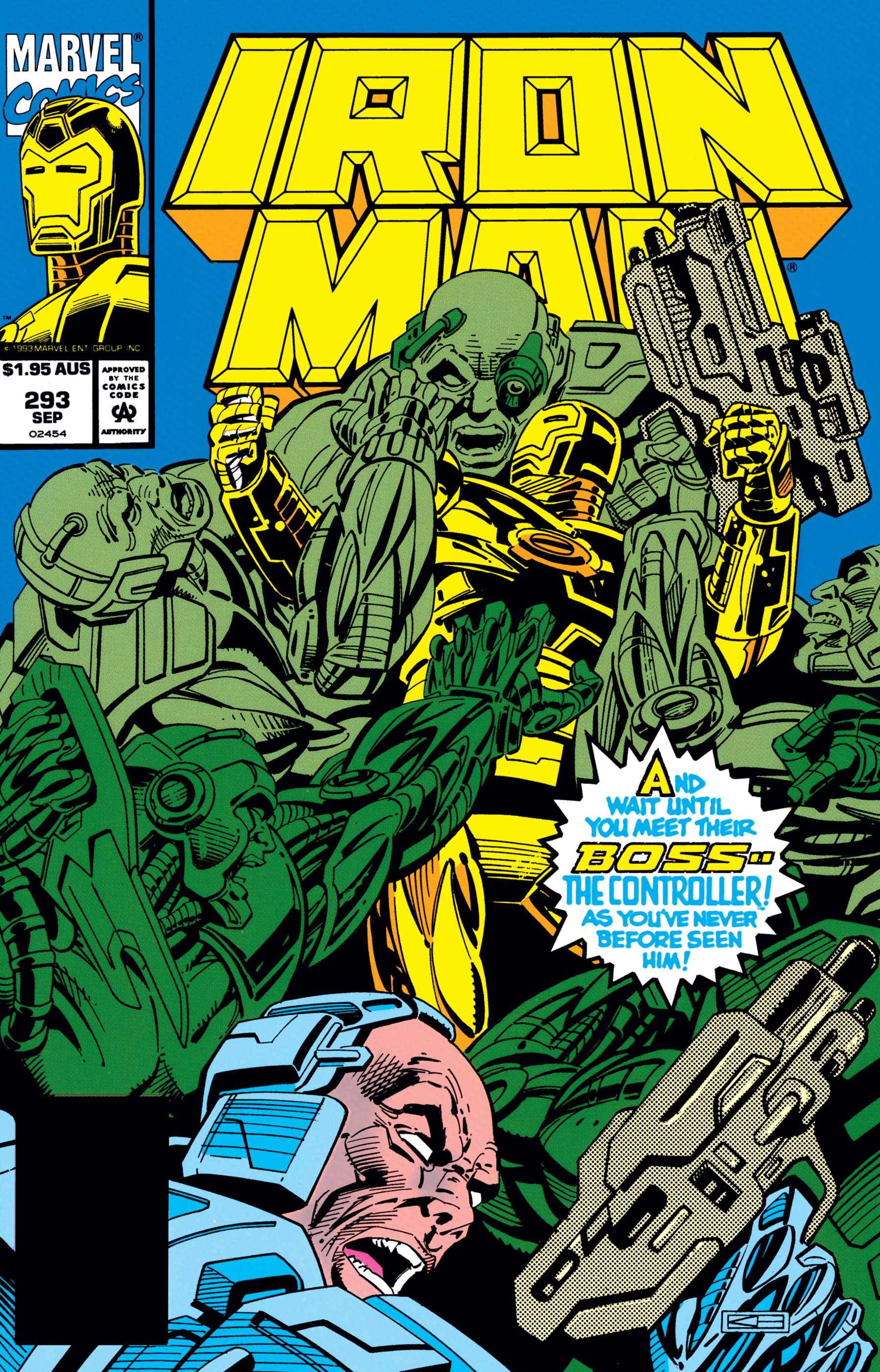 Iron Man (1968) #293