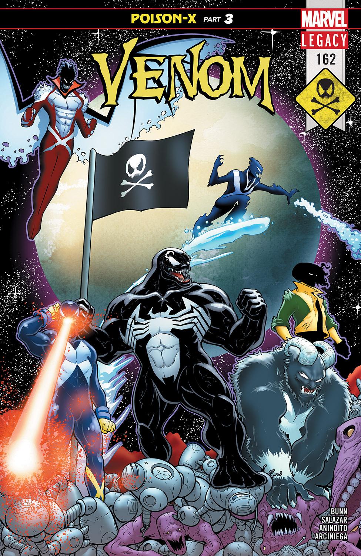 Venom (2016) #162
