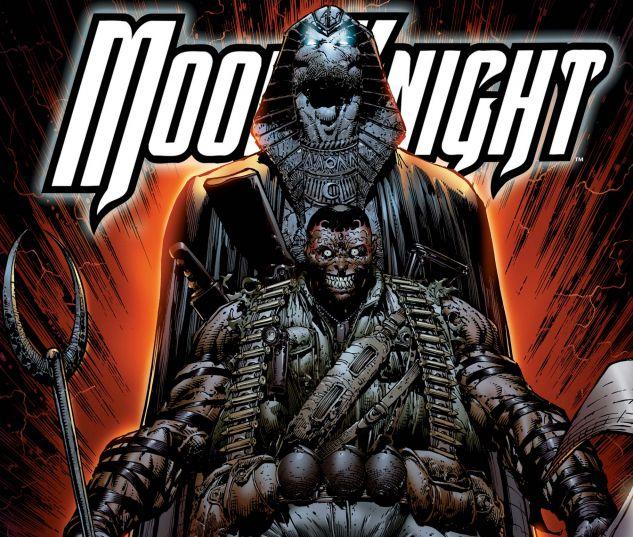 MOON KNIGHT (2006) #4
