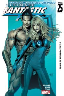 Ultimate Fantastic Four (2003) #25