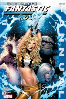 Ultimate Fantastic Four Annual (2005) #1