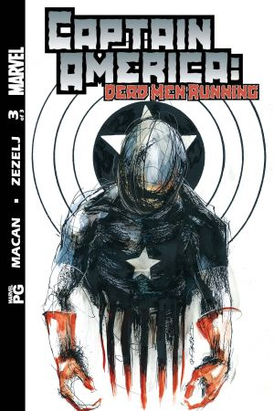 Captain America: Dead Men Running (2002) #3